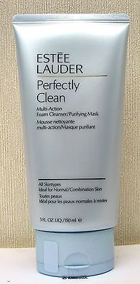 £22.50 • Buy Estee Lauder Perfectly Clean Multi Action Foam Cleanser/Purifying Mask - 150ml