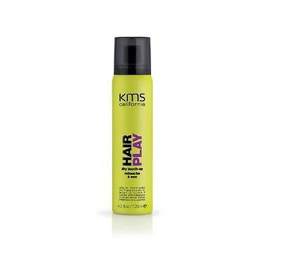 AU14.70 • Buy Kms Hair Play Dry Touch Up 125ml Ppr $28.95 New