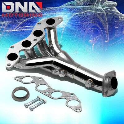 $52.88 • Buy Stainless Steel 4-1 Header For 01-05 Civic Dx/lx D17 1.7l Em2 Exhaust/manifold