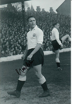 £29.99 • Buy Fulham Hand Signed George Cohen 12x8 Photo.
