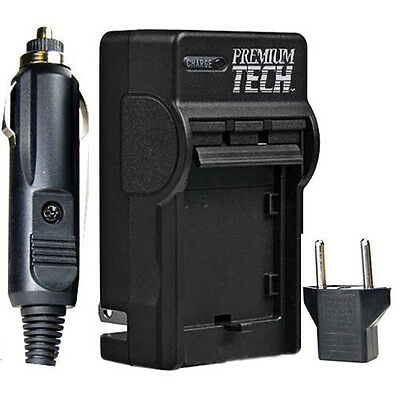 £6.12 • Buy Premium Tech NP-45 Battery Charger For Fuji 350 T360 T400 T500 T510 T550 (PT32)