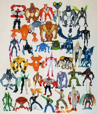 Ben 10 Action Figures 15cm  - CHOICE Of Many Large Figures • 12.99£
