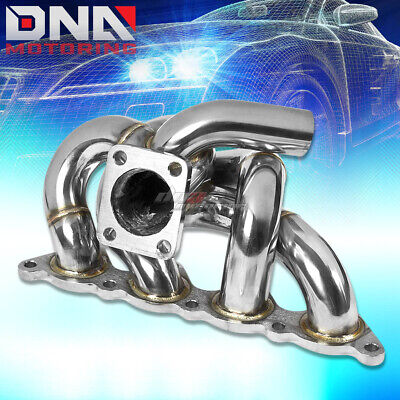 AU180.20 • Buy For 93-02 Mirage/lancer/evo Viii/ix 4g93 1.8 T25 Turbo Manifold Header Exhaust