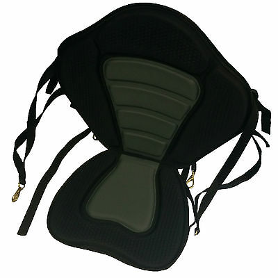 £24.99 • Buy DELUXE LUXURY SEAT To Suit SIT ON TOP KAYAK Well Padded For Extra Comfort