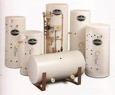 £506.97 • Buy UNVENTED HOT WATER CYLINDER 150 Litre Indirect