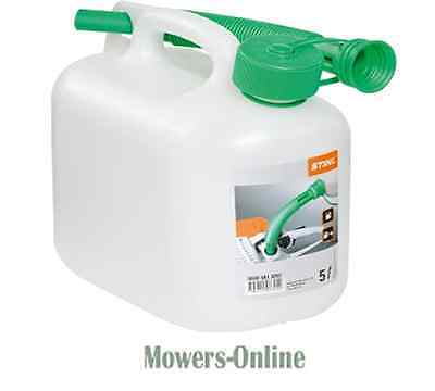 £13.60 • Buy Stihl Fuel Canister Can 0000 881 0232 2 Stroke Oil Chainsaw