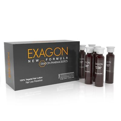 EXAGON Hair Loss Treatment Lotion With Plant Placenta • 11.99£