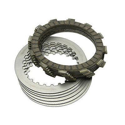 $49.70 • Buy 1993-2001 YZ250 Tusk Clutch Kit Friction And Steel Plates Yz 250 Yz250a Discs