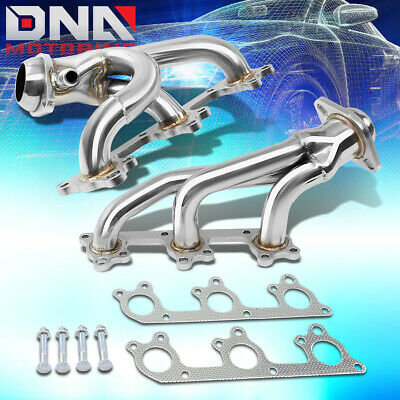$88.88 • Buy Stainless Steel Header For 05-10 Ford Mustang 4.0 V6 6cyl Sohc Exhaust/manifold