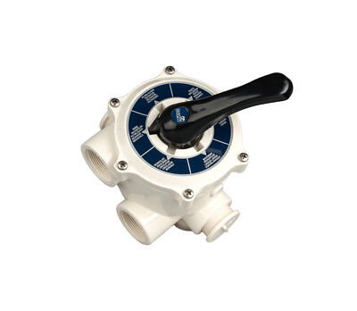 Midas Lacron Swimming Pool Sand Filter Multiport Valve 'All Ports Open' 310-0T • 125.95£