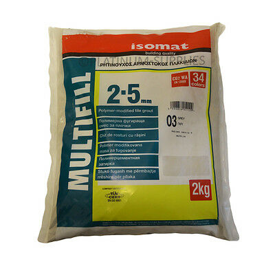 £7 • Buy 2kg Tile Grout Floor And Wall 34 Colours Cement Based Coloured