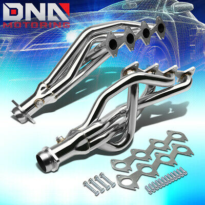 $148.88 • Buy Stainless Long Tube Header For 05-10 Mustang Gt 4.6l V8 Modular Exhaust/manifold