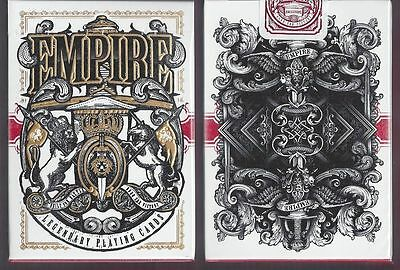 $ CDN205.59 • Buy 1 DECK Empire Playing Cards By Lee McKenzie Brand New Sealed Rare
