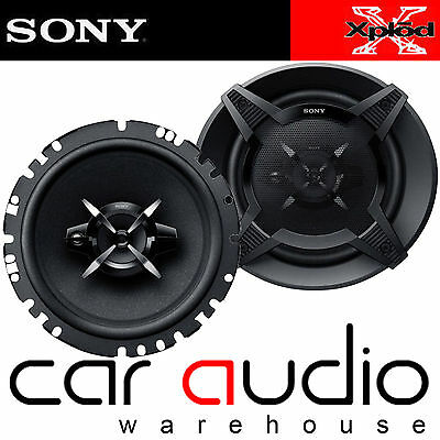 Sony XS-FB1620 6.5 Inch 16cm 2 Way 520 Watts A Pair Car Door Coaxial Speakers • 33.95£