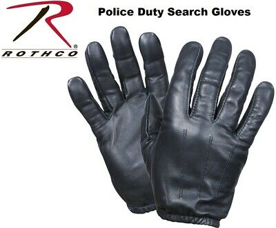 $22.99 • Buy Black Military Tactical & Law Enforcement  Police Duty Search Gloves 3450 Rothco