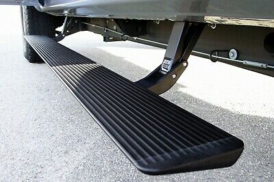 Power Running Boards >> Amp Power Step