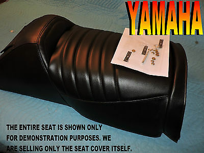 $71.37 • Buy Yamaha Vmax SX 1997-2003 New Seat Cover V MAX 500 600 700 WITH KNEE PADS 462A