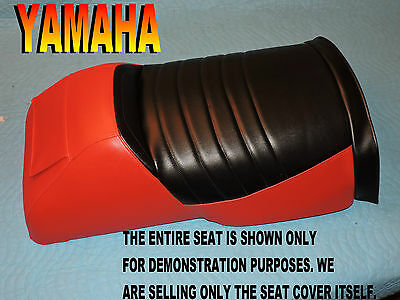 $118.95 • Buy Yamaha Vmax SX 1997-2003 New Seat Cover V MAX 500 600 700 WITH KNEE PADS 462B
