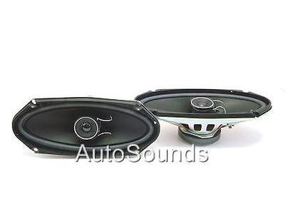 AU107.07 • Buy PIONEER TS-A4103 120W 4x10  2-WAY CAR SPEAKERS 4  X 10