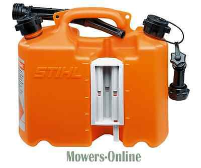 £39.60 • Buy Stihl Orange Fuel Combi Canister Can 0000 881 0113 Combination Chainsaw 2 Stroke