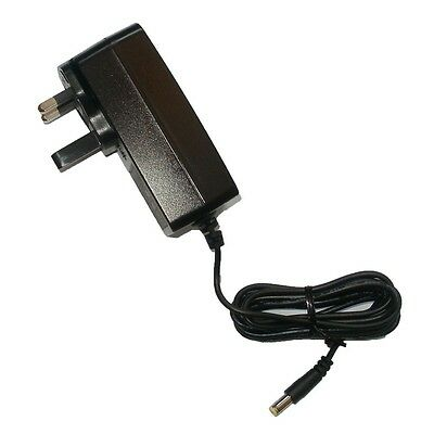 Replacement Power Supply For The Yamaha Dd-55c Digital Drum Machine Adapter 12v • 8.48£