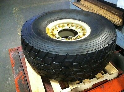 $2295 • Buy Sand Trail 450/80R20 Tire Military Tire Wheel Assembly Appears Unused, Lot Of 4