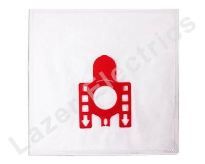 For MIELE Vacuum CLEANER BAGS FJM TYPE S4210 S4211 Cloth Bags Alt To 9917710 • 5.95£