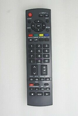 AU17.21 • Buy Fit Remote Control Panasonic N2QAYB000352 N2QAYB000401 TC-L42U30A LCD LED HD TV