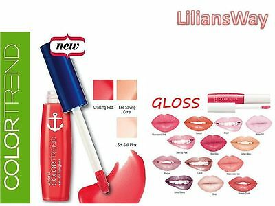 Avon ColorTrend Lipgloss & Lip Balms~Various Shades~SALES~L@@K • 3.50£