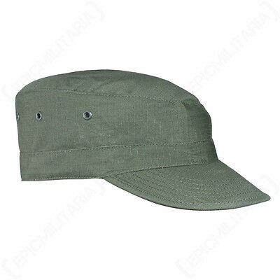 £7.95 • Buy US Olive Green BDU CAP All Sizes American Army Style Field Hat Ripstop Military