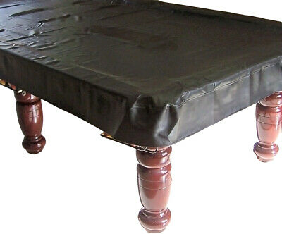 AU109.95 • Buy Pool Snooker Billiard Table Cover Fitted Heavy Duty Vinyl 8' Ft Foot RRP $130