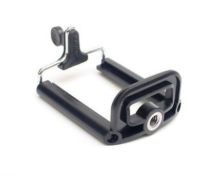 Mobile Phone Camera Bracket Holder Tripod Stand Clip Mount For IPhone Samsung LG • 1.99£