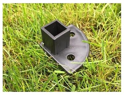 AU12.62 • Buy Pop-Up Gazebo Replacement/Spare Parts: Foot / Base Plate - To Fit 25mm Inner Leg