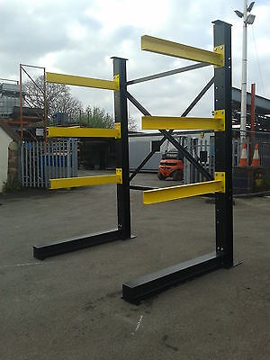 £1440 • Buy Cantilever Racking Single 1 Of 2