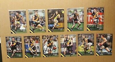 AU99 • Buy Richmond - Full Team Set 2011 Select Signed Card