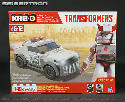 PROWL 149 Pieces Includes 2 Kreons Transformers Kre-o Building Toy Hasbro 2015 • 7.15£