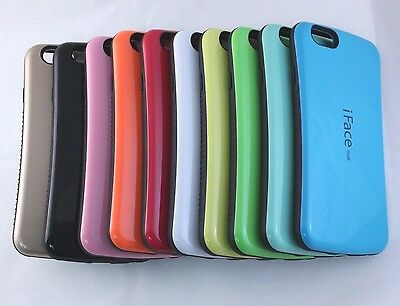 IFace Shockproof Bumper Cover Case Skin For IPhone 5 5s SE • 5.79£
