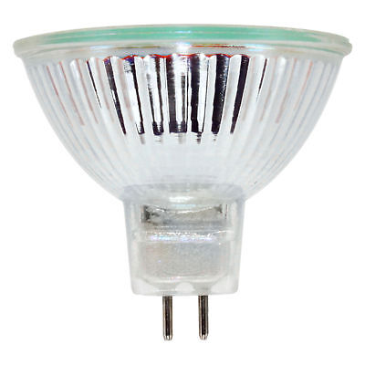 Opus Coloured MR16 12V Light Bulbs 20W Low Voltage Dichroic Spot Lamps Pack • 10.38£