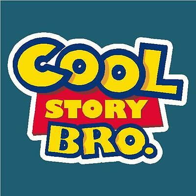 AU5 • Buy Cool Story Bro Sticker Decal Jdm Rally Drift Illest Fatlace Stance Japan Drift