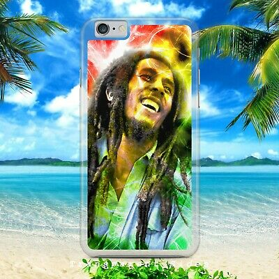 Bob Marley Jamaican Singer Fame Hard Phone Case Cover For Iphone Samsung Huawei • 4.99£