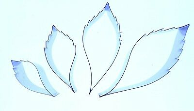 £8.90 • Buy Virginia Creeper Leaf Set 62, 50, 37 And 28mm Valley Cutter Company - Sugarcraft