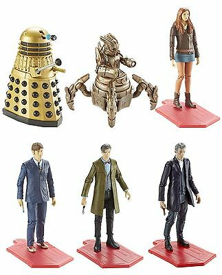 £7.99 • Buy Doctor Who 3.75  Wave 3 Figures Choose 10th, 11th, 12th, Dalek, Amy Or Skovox