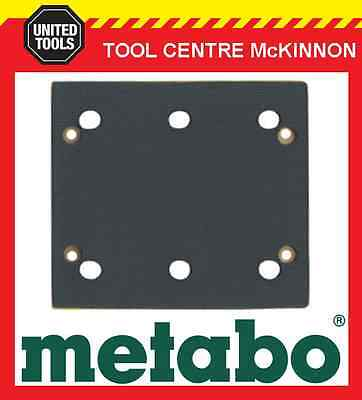 METABO FSR 200 SANDER 114mm X 112mm REPLACEMENT BASE / PAD • 19.42£