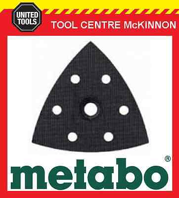 METABO DSE 300 SANDER 90mm X 90mm REPLACEMENT BASE / PAD • 14.92£