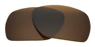 £22.99 • Buy New Polarized Replacement Bronze Lens For Oakley Deviation Sunglasses