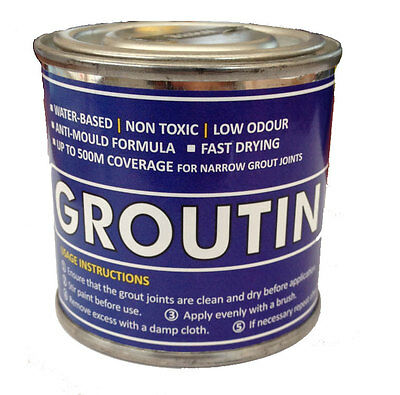 £11.87 • Buy 125ml Tile Groutin Paint - Ideal To Refurbish And Protect Tile Grout 11 Colours*