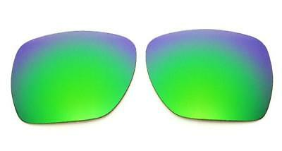 £22.99 • Buy New Polarized Replacement Green Lens For Oakley Deviation Sunglasses