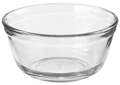 £11.99 • Buy Anchor Hocking Glass Bowl Mixing 4L Tempered Glass Microwave Dishwasher Safe