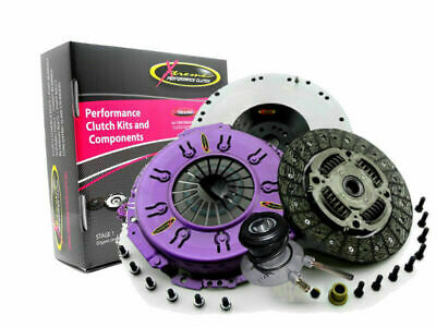 AU1442.34 • Buy Xtreme HEAVY DUTY SAC Clutch Kit COMMODORE VE SS V8 L98 Inc FLYWHEEL 07-2010