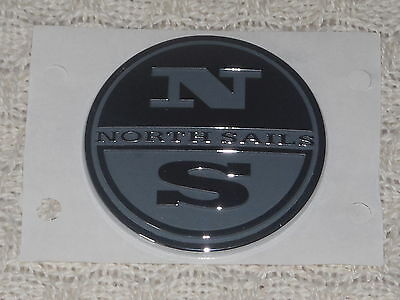 New Genuine Vw Touareg Northsails Inscription - Badge 7l9853621 Arm • 26.98£